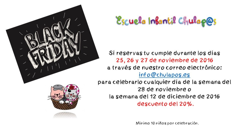 chulapos-black-friday