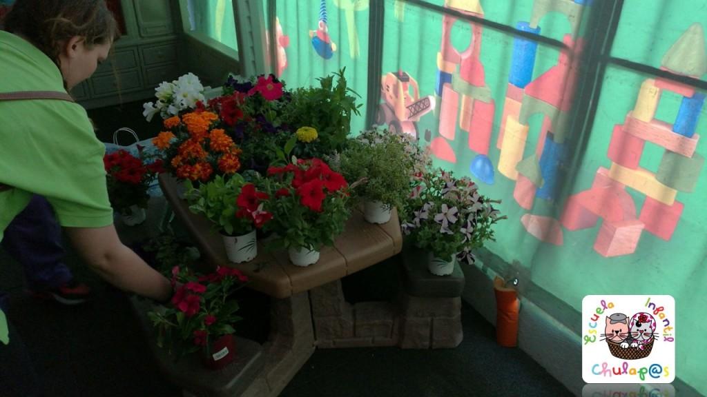 Mes de las Flores