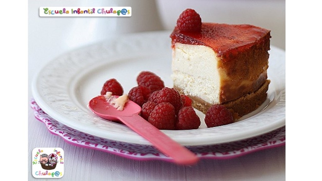 Receta New York Cheesecake