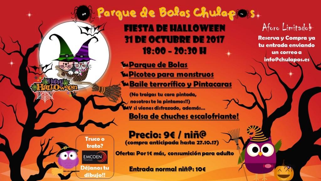 Fiesta Halloween 2017