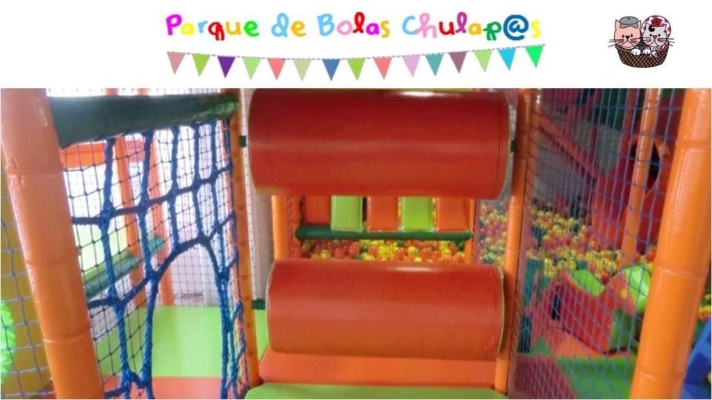 Cumpleaños Parque de Bolas Chulapos