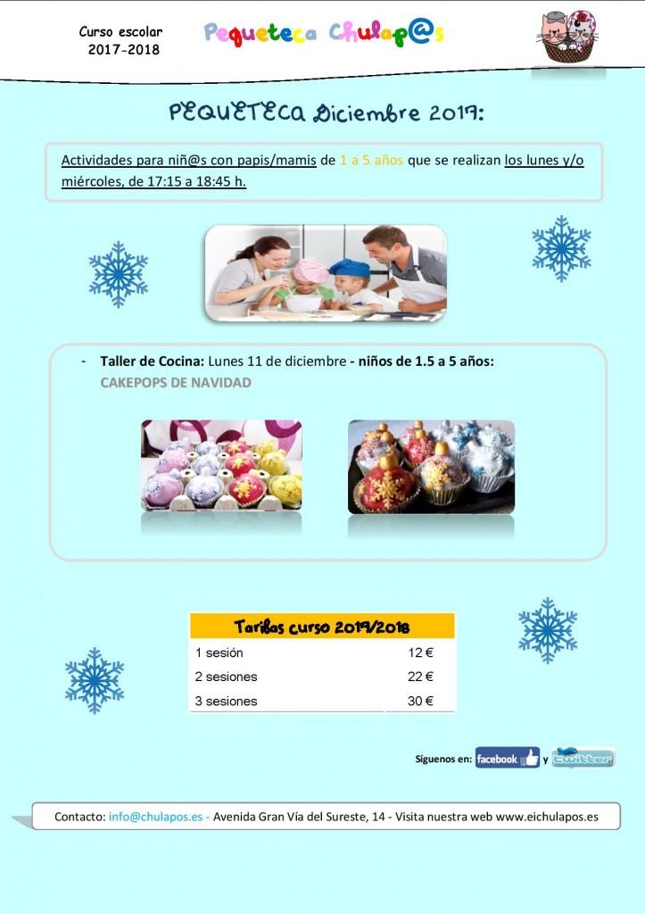 Info Pequeteca Diciembre 2017
