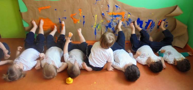 Nos encanta pintar!!