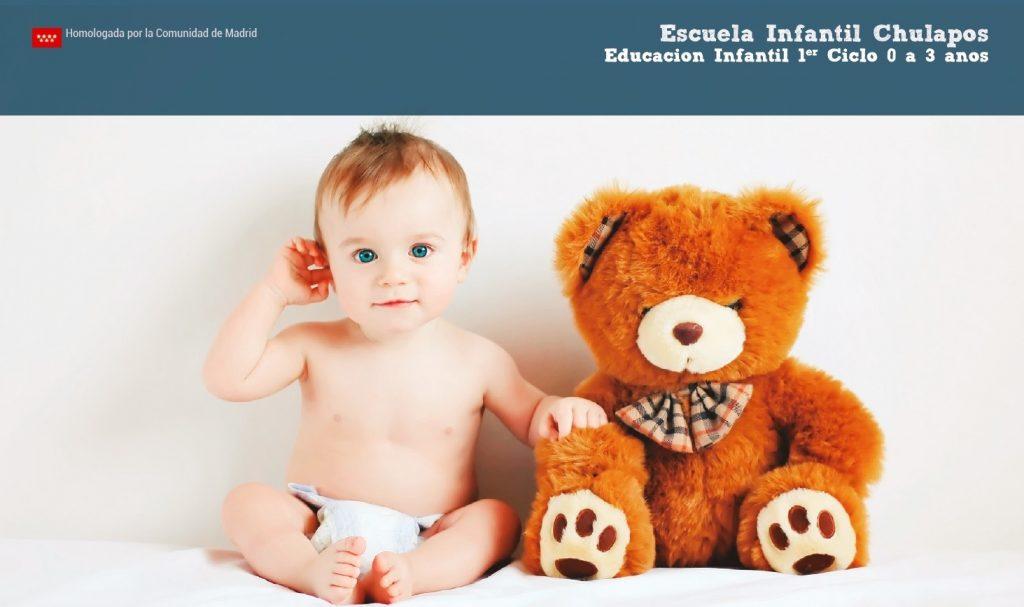 Info Escuela Infantil Chulapos