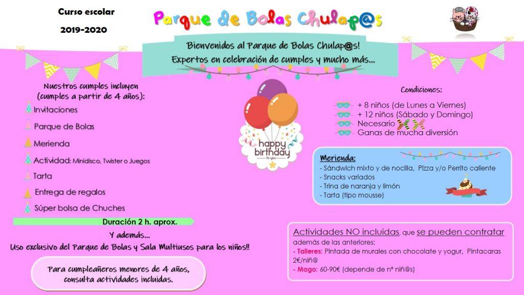 Info Parque de Bolas Chulapos Hoja informativa 2019 2020 (1)